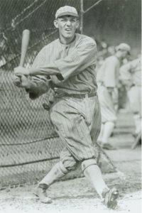 Buck Weaver and baseball