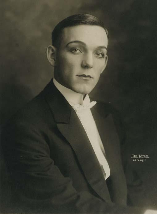 Buck Weaver's vaudeville shot.