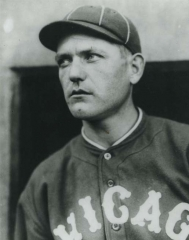 Buck with the Chicago White Sox.
