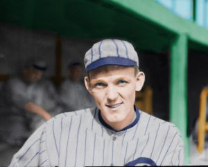 George 'Buck' Weaver - Full Color Photo